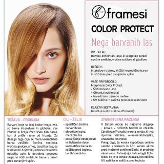 set FRA Morphosis - Color Protect - Profesionalna nega las