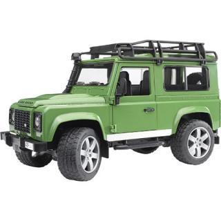 Igrača terensko vozilo Land Rover Defender - Notranje igrače