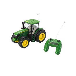 Igrača traktor John Deere 6190R na daljinsko vodenje  - Notranje igrače