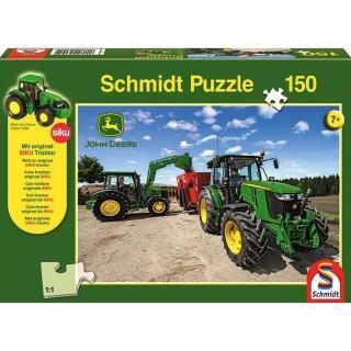 Puzzle M-serija John Deere (150) - Zabavne igre