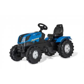 Traktor New Holland T7 - Vozila na pedala