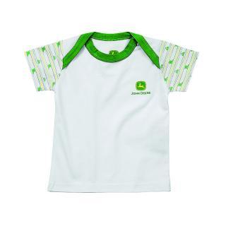 Majica John Deere children white - Promocijska oblačila