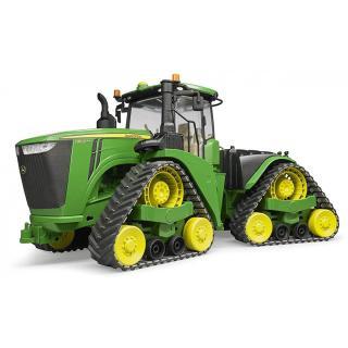 Igrača traktor John Deere z gosenicami - Notranje igrače