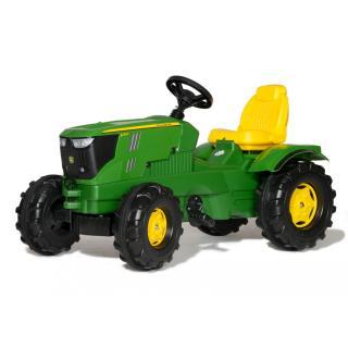Traktor John Deere 6210R - Vozila na pedala