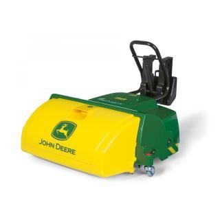 Stroj John Deere za pometanje - Priključki