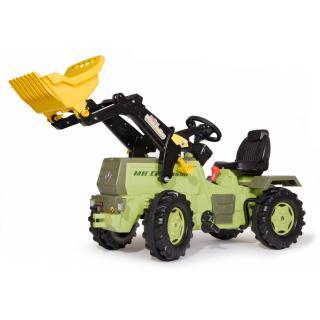 Traktor MB 1500 z nakladalcem - Vozila na pedala