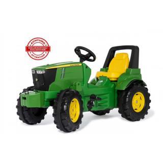 Traktor John Deere 7310 - Vozila na pedala
