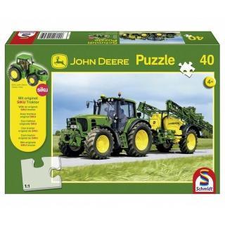 Puzzle 6630 John Deere - Zabavne igre