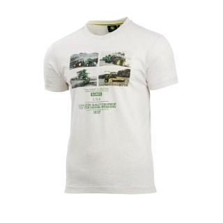 Majica John Deere Collage - Promocijska oblačila
