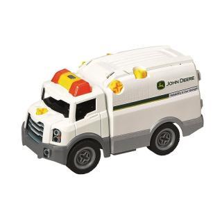 Igrača tovornjak servisni John Deere - Notranje igrače