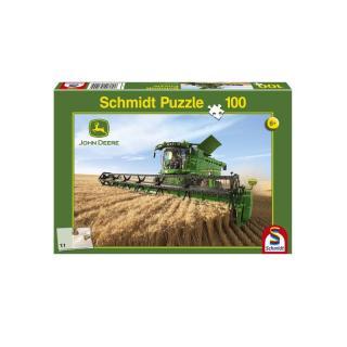 Puzzle 7310R John Deere (100) - Zabavne igre
