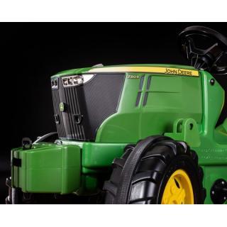 Traktor John Deere 7310 z nakladalcem - Vozila na pedala