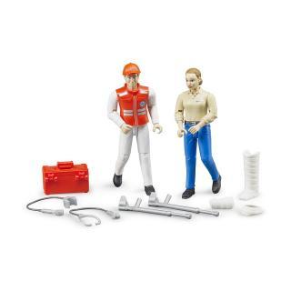 Igrača figura reševalec z voznikom - Figure in tematski dodatki