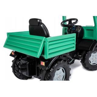 Tovornjak gozdarski Unimog - Vozila na pedala