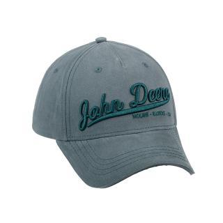 Kapca 3D anthracite John Deere - Kape