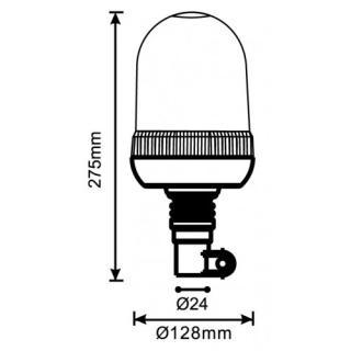 Luč rotacijska natična gibljiva - Rotacijske luči