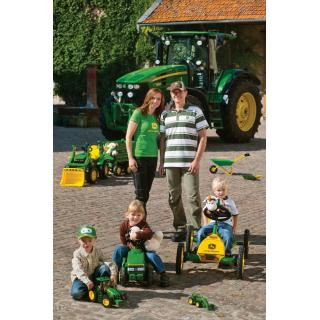 Kapa John Deere for children Johnny - Kape