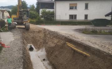 Rekonstrukcija ceste v Vidmu, 28.05.2020