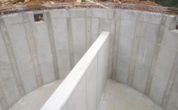 Gradnja vodohrana v naselju Vrh pri Dolskem, 26. maj 2020