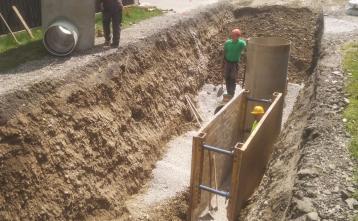 Rekonstrukcija ceste v Vidmu, 29.05.2020