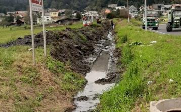 Čiščenje potokov in propustov