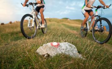 Pohodne in kolesarske poti Foto: Katja Jemec