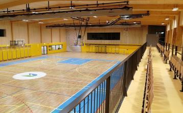 Nova športna dvorana