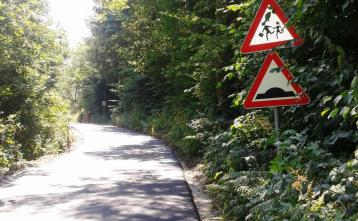 I. faza - asfalt