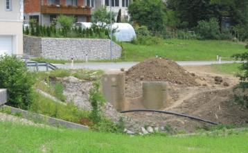 Gradnja črpališča komunalnih odpadnih voda na Trebiji