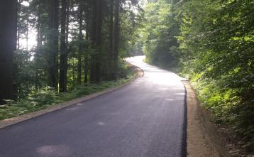 II. faza - asfalt