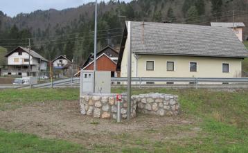 Črpališče komunalnih odpadnih voda Podgora