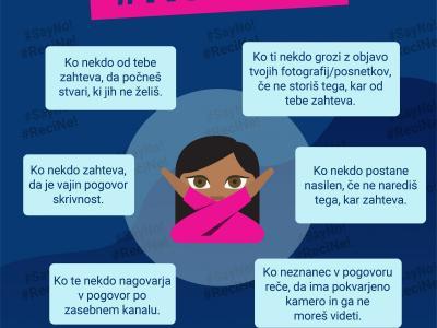 Policija otroke in starše svari naj bodo previdni. (Foto: Policija)