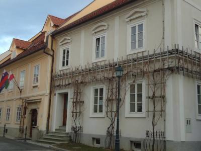 Tudi Šentjur je med zgodovinskimi mesti, z žlico kulture pa zajema dediščino Ipavcev. (Foto: Štajerski val)