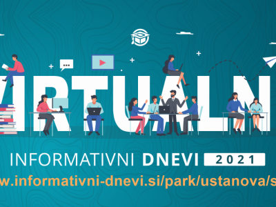Vabljeni na virtualne informativne dneve na Šolski center Rogaška Slatina (foto: splet)