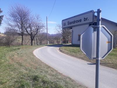 Novo ime bo dobila tudi Ulica Šlandrovih brigad. (Foto: občina Poljčane)