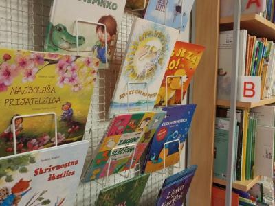 Nova sezona predšolske bralne značke se začne aprila. (Foto: Štajerski val)