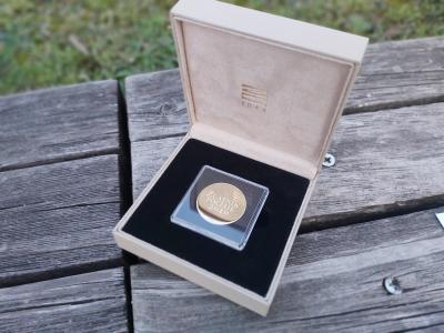 Lani je zlatnik poezije prejel pesnik Ervin Frizt, letošnjega bo dobil Iztok Geister Plamen. (Foto: Štajerski val)