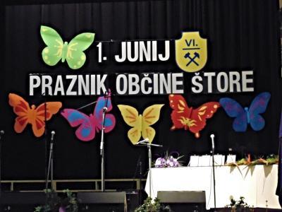 Občina Štore praznuje 1. junija. (Foto: Radio Štajerski val)