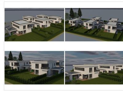 Takšna bo nova stanovanjska soseska v Zadržah v naselju Šmarje pri Jelšah. (Foto: PRO-JEN d.o.o.)