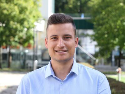 Dino Markovinovič je doslej zavod vodil kot vršilec dolžnosti, že prej je bil tam zaposlen. (Foto: Jože Strniša)