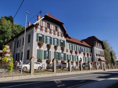 Šolski center Šentjur - šola s tradicijo, dolgo 111 let. (Foto: Štajerski val)