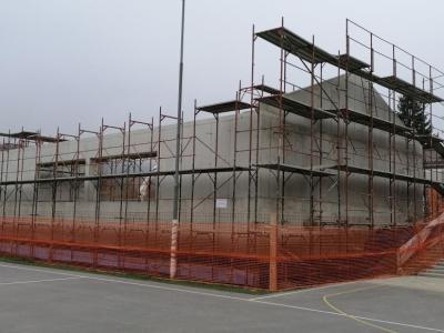 Gradnja se je začela septembra. (Foto: Občina Šmarje pri Jelšah)
