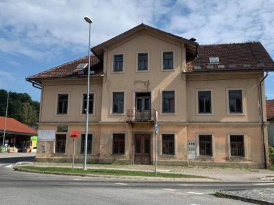Ta objekt v središču Gorice pri Slivnici bo postal domovanje podjetniškega inkubatorja. (Foto: Štajerski val)