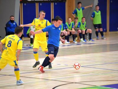 Štirikratni državni pravki v novi sezoni samozavestno ciljajo na novo lovoriko. (Foto: fb Futsal klubDobovec)