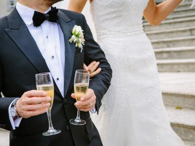 Podatki kažejo, da je največ porok, skoraj 63 %, še vedno na soboto. (Foto: Pixabay)