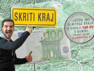 Prijavi se in pozorno spremljaj namige v programu in na FB profilu Štajerskega vala.