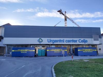 Kovačić pravi, da je v celjski bolnišnici morala na visoki stopnji, a da ni lahko, zato potrebujejo podporo javnosti. (Foto: Radio Štajerski val)