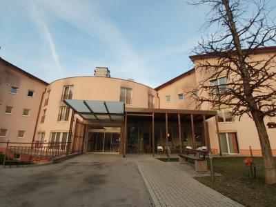Pegazov dom v Rogaški Slatini je med prvimi dobil cepivo. (Foto: Štajerski val)