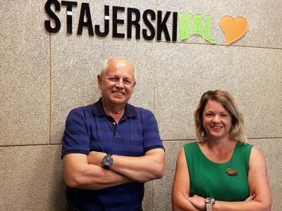 Brane Piano je novinar z zelo bogatimi izkušnjami. Na radijsko srečanje na Štajerskem valu ga je povabila Barbara Gradič Oset.