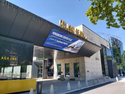53. MOS bo na Celjskem sejmišču med 15. in 19. septembrom. (Foto: Radio Štajerski val)